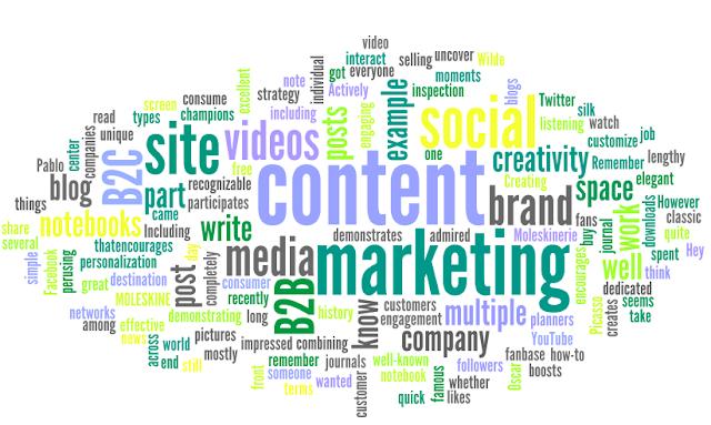 Bài học về Content Marketing cho doanh nghiệp