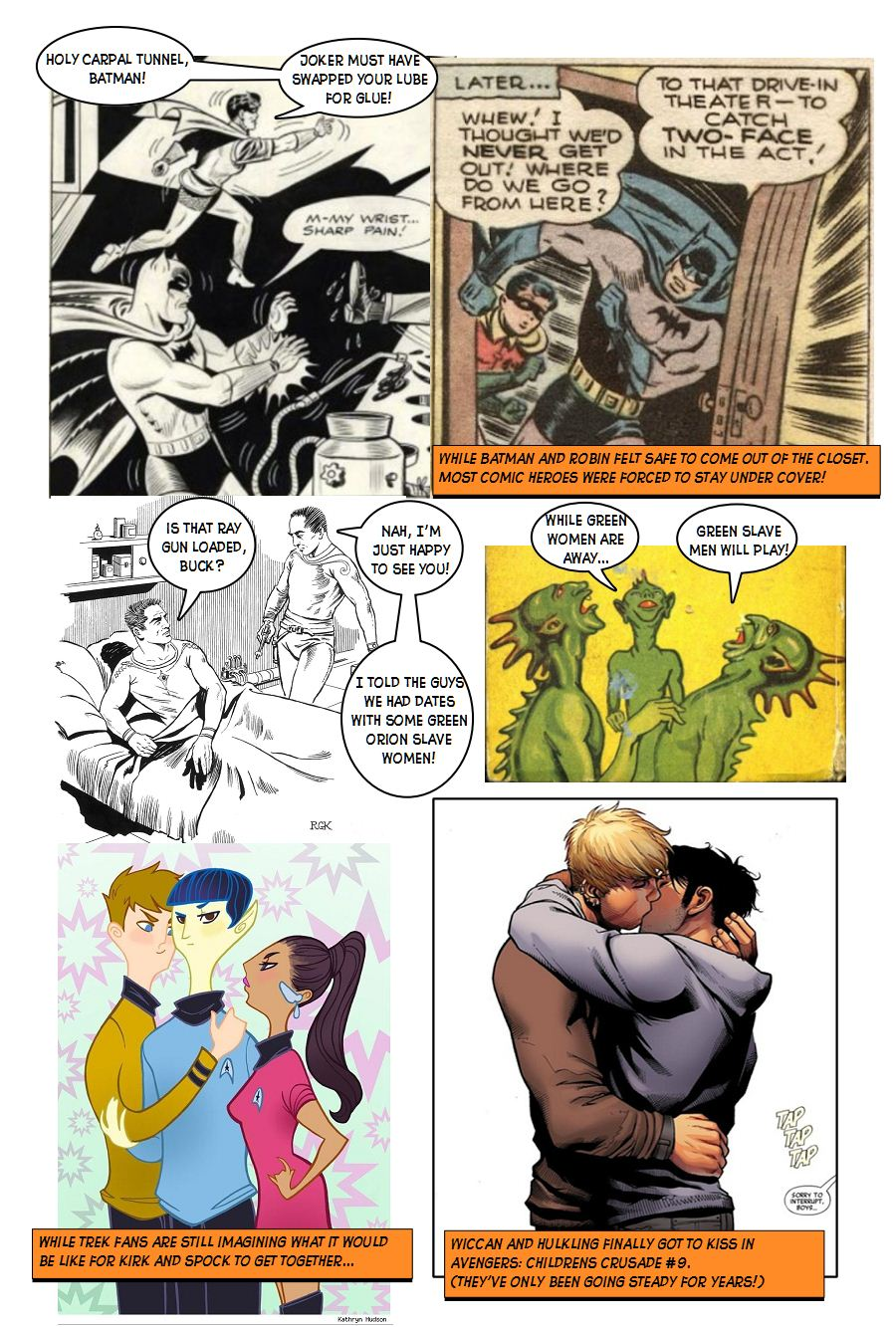 Page 2 That Gay Comic