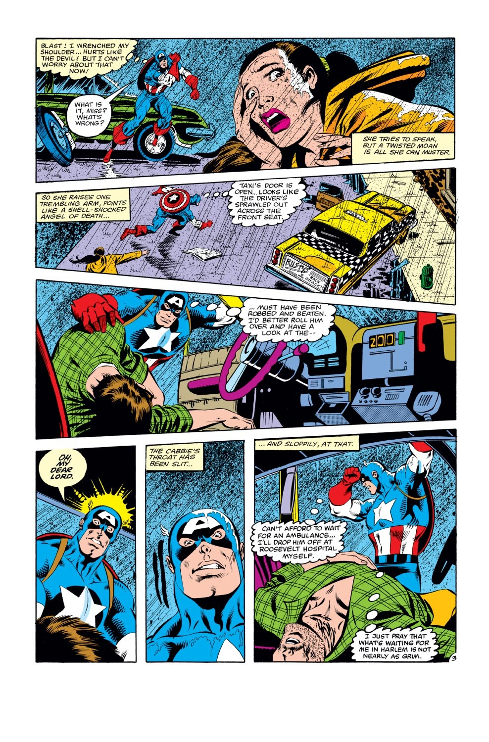 Captain America (1968) Issue #272 #188 - English 4