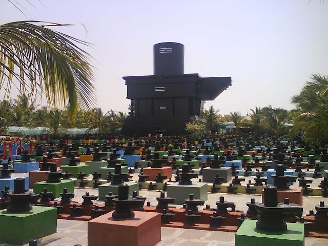 Shiva Lingam's in Karnataka