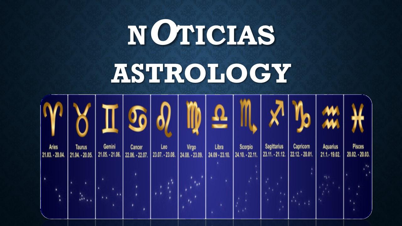 Noticias Astrología