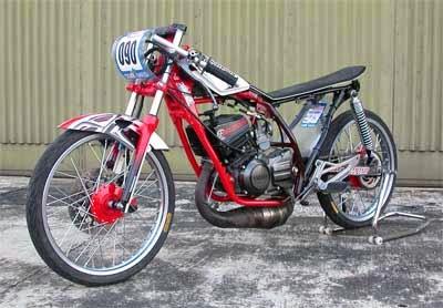 gambar motor drak