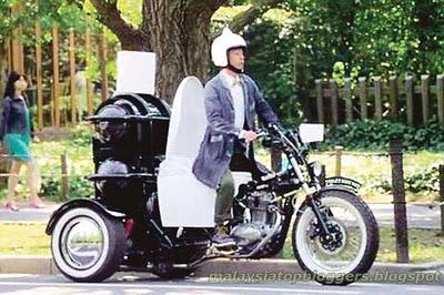Motosikal Pelik
