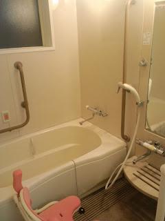 写真:第2病棟の浴室