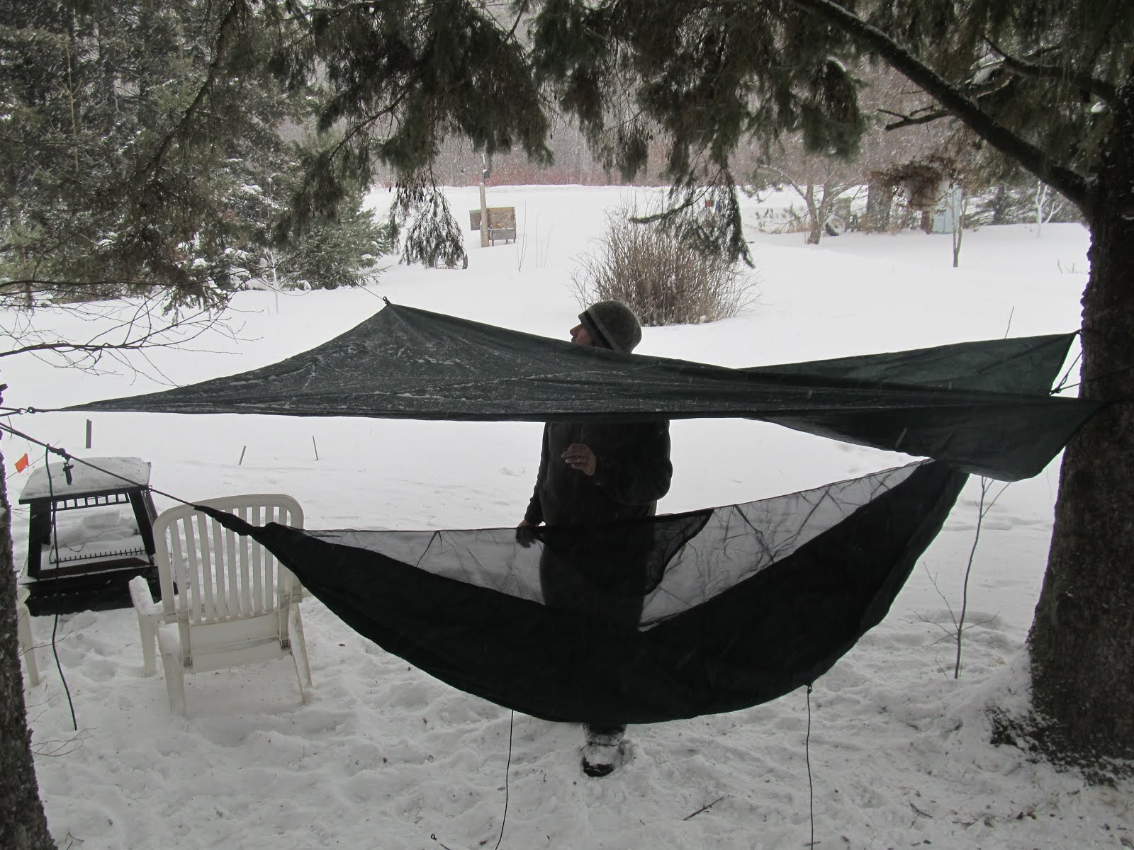 Hennessy Hammock Expedition Great Alternative To The