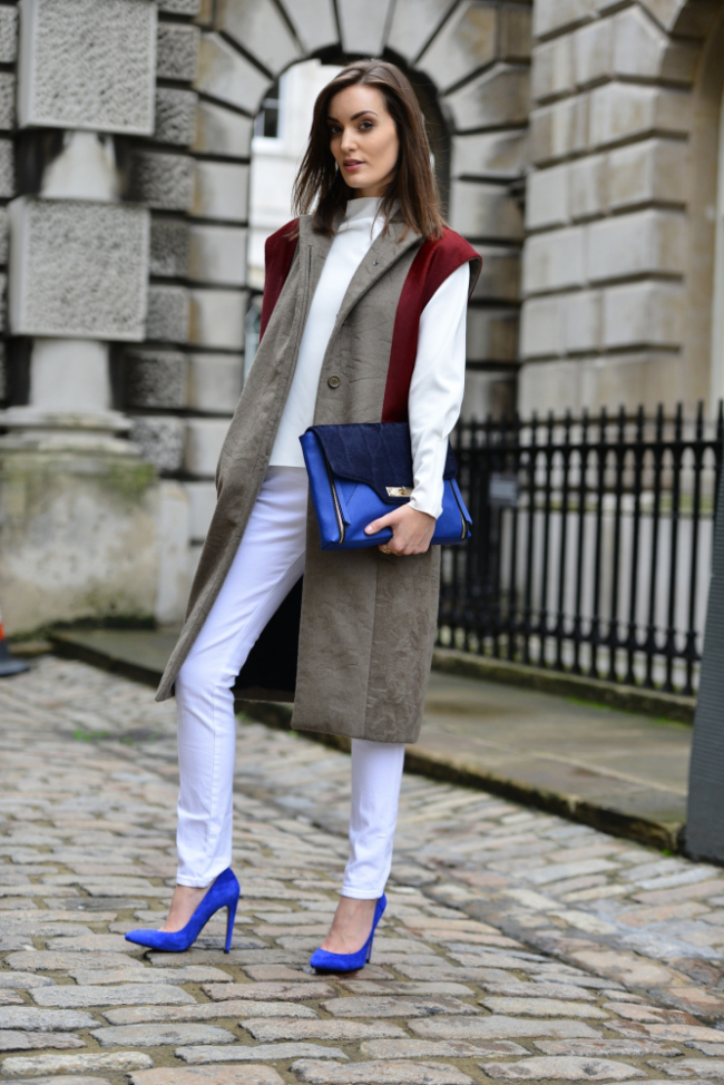 The Best Of London Fashion Week Street Style My Face Hunter