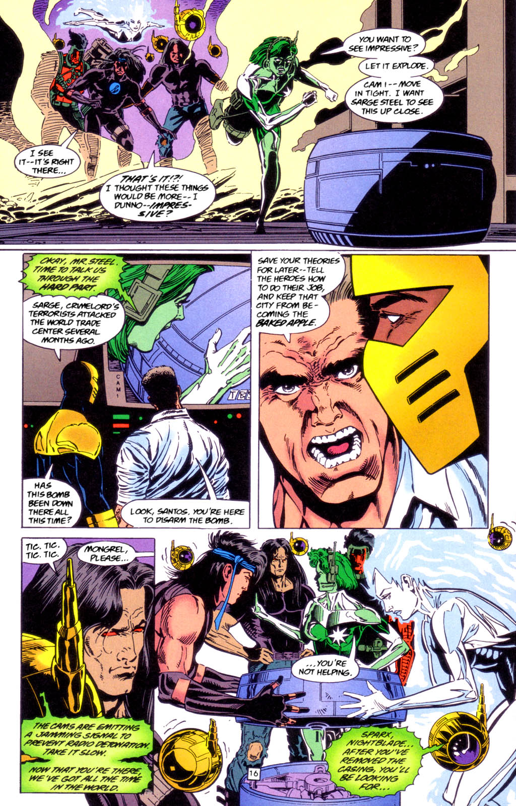 Deathstroke (1991) Issue #49 #54 - English 16