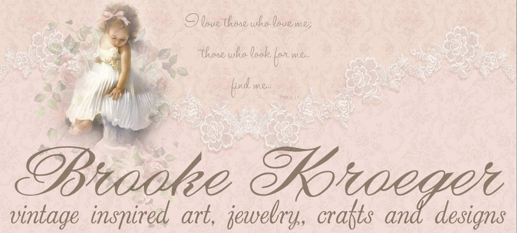 Brooke Kroeger::  Artistic Inspirations