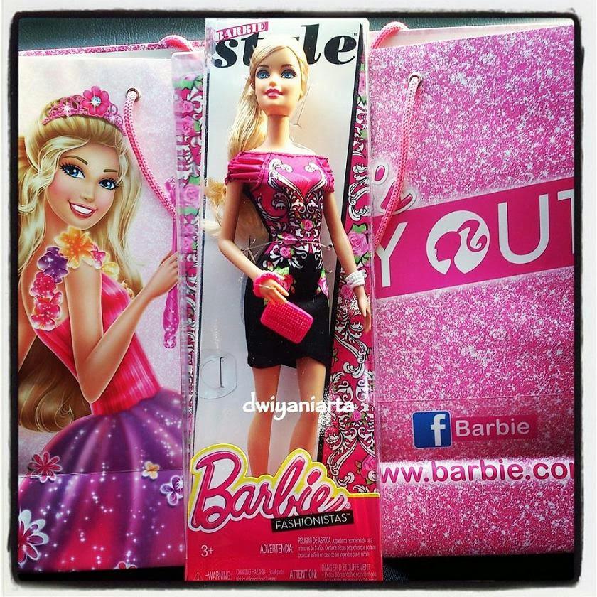 Keluarga Qudsy: Barbie's Day Out : Pentingnya Anak Bermain