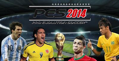Game PES 2014 Siap Gulingkan FIFA 14