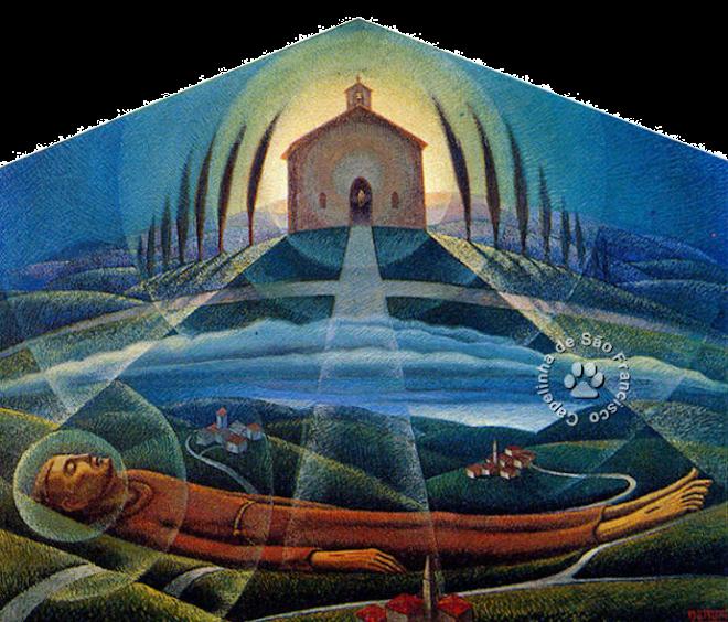 A Cripta de São Francisco - Basta clicar na imagem para entrar na Cripta