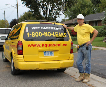 Aquaseal Toronto Basement Foundation Concrete Crack Repair Specialist in Toronto 1-800-NO-LEAKS