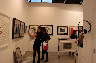 European Contemporary Art Fair 2012