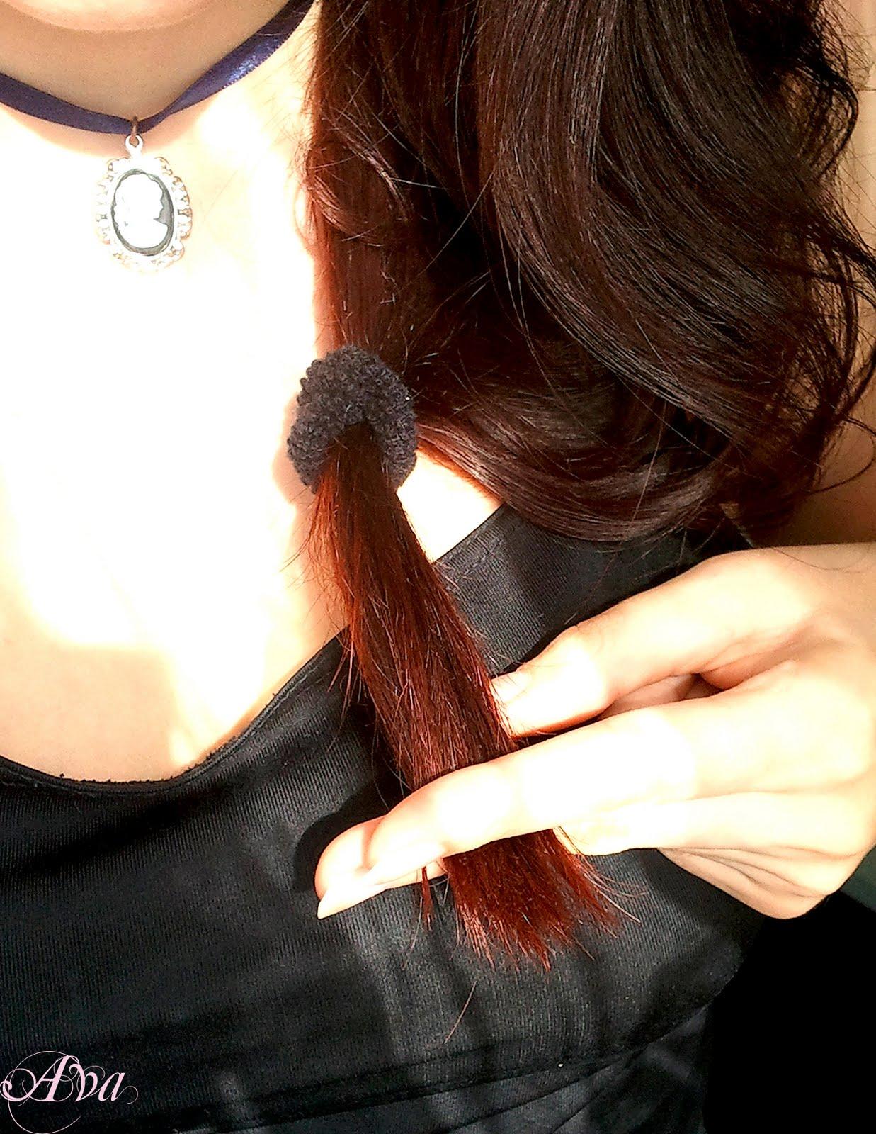 La chute des cheveux est le signe