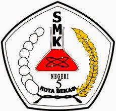 Logo SMK Negeri 5 Kota Bekasi