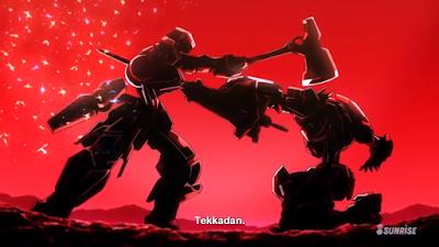 Resoconto Gundam Tekketsu - Iron Blooded Orphans ep 2 e 3