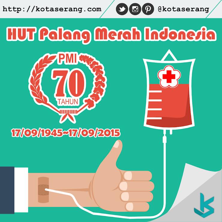 Gambar Vector - Gambar Peringatan Hari Palang Merah Indonesia 17 September 2015