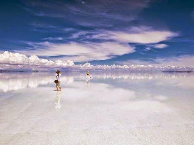 20 lugares que deberías visitar en Latinoamérica, Salar de Uyuni, Bolivia