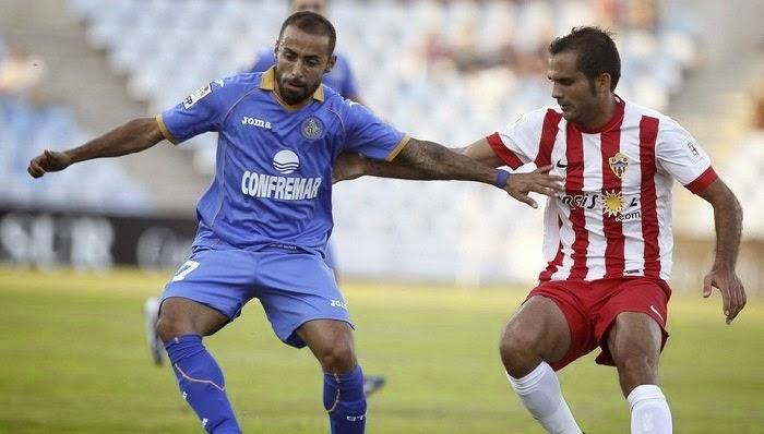 Getafe vs Almeria en vivo