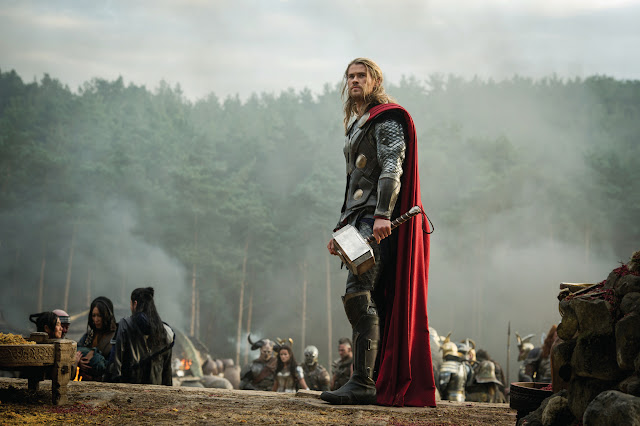 Thor The Dark World Chris Hemsworth