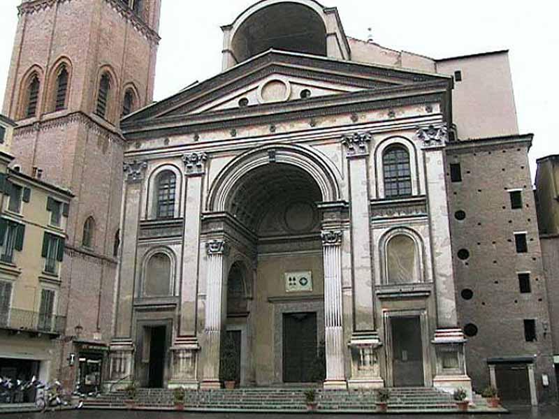 Pio X e della conclusione dei restauri della Basilica di Sant AndreaSant Andrea Alberti