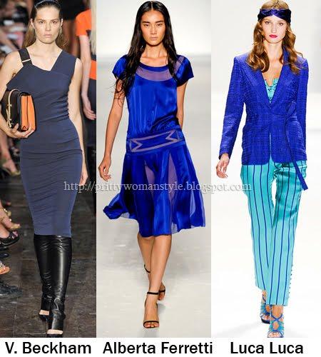сини дрехи пролет-лято 2012