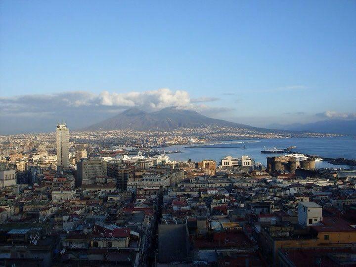 Napoli, Novembre 2011