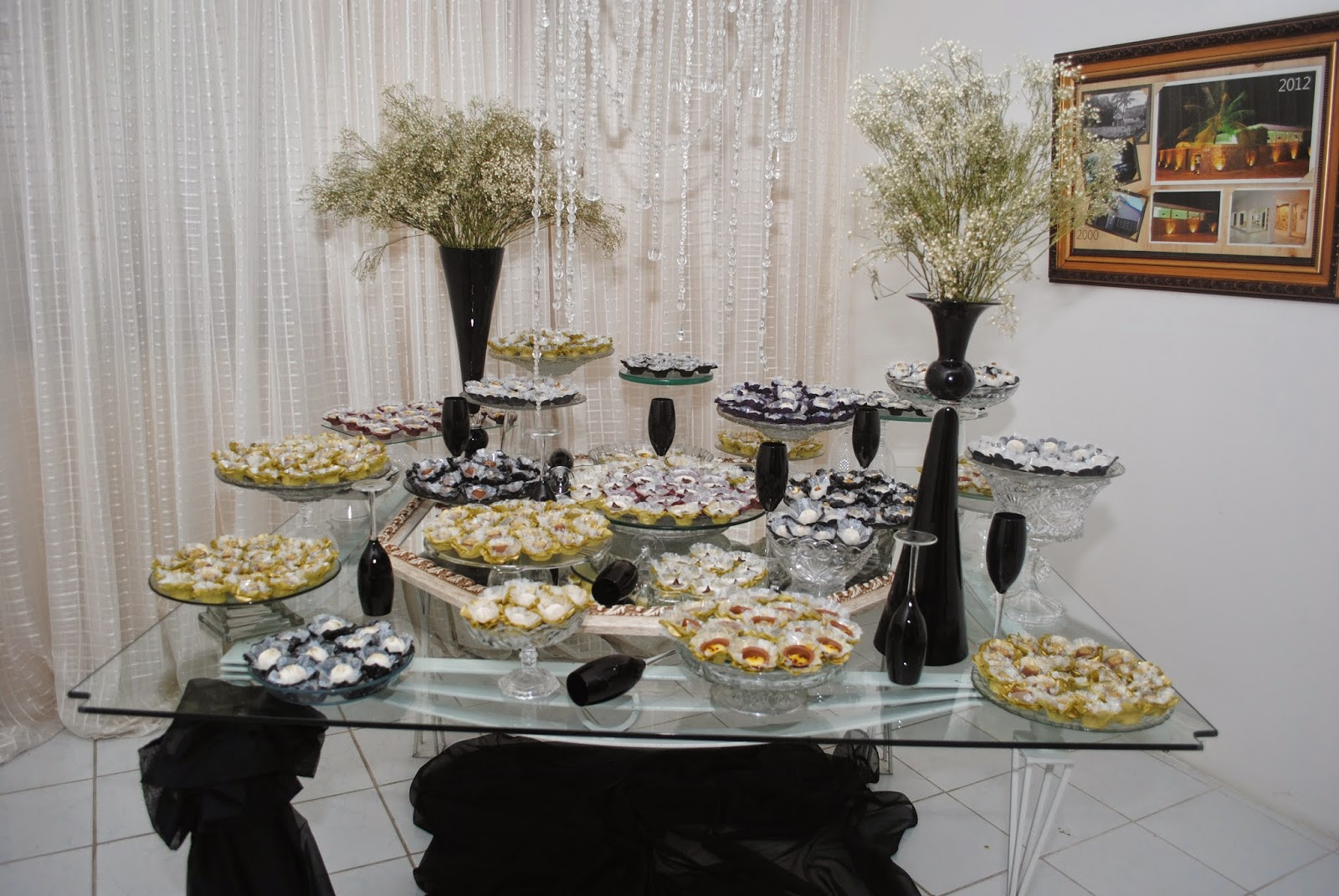 Festa de 70 anos let cia vit ria buffet e recep es for Diseno de interiores anos 70