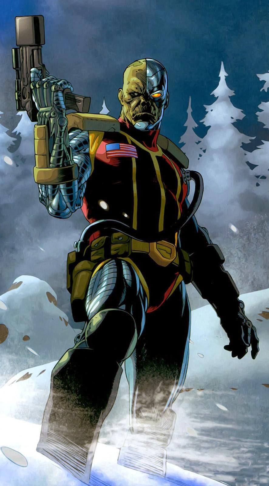 Agents of S.H.I.E.L.D. Deathlok