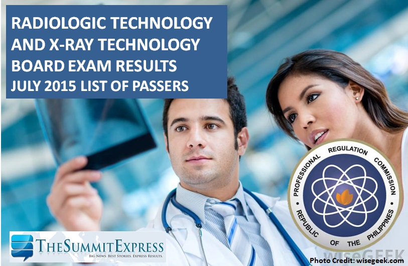 radiologic technologist research paper