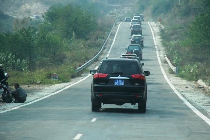 Gia Lai: Tìm giải pháp khắc phục đoạn xuống cấp đường Trường Sơn Đông