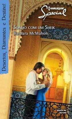 Sonho com um Sheik - Barbara McMahon