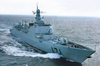 Type 052C Class Destroyer