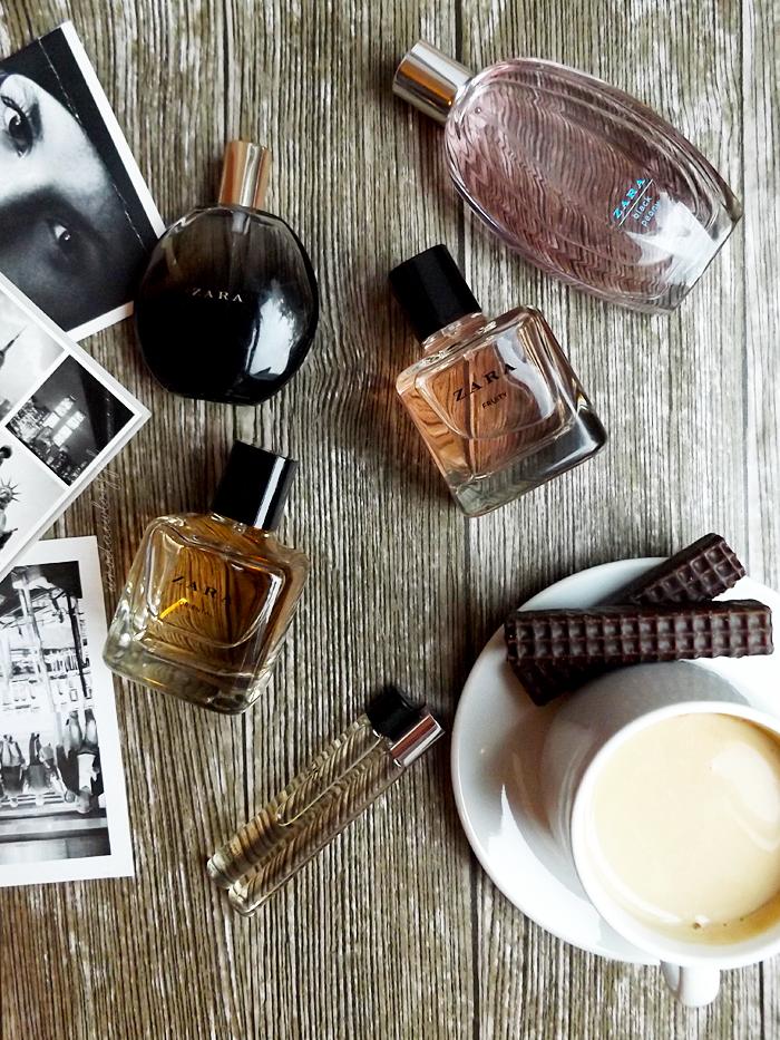 perfumy z zary, zapachy z zary