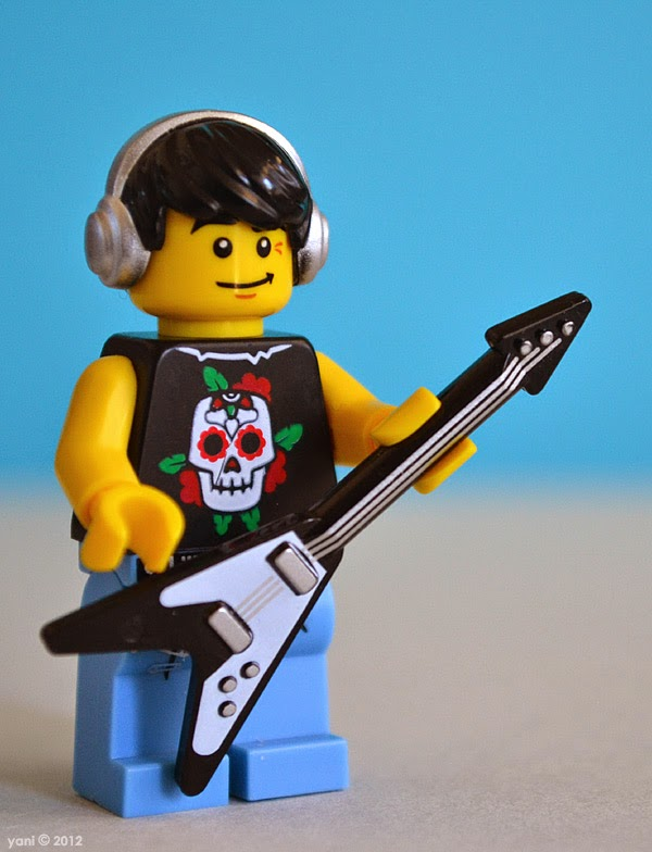 lego - little bf rocks