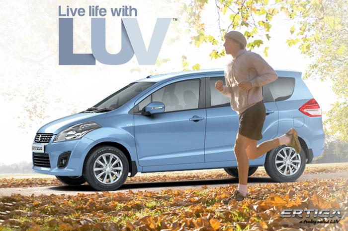 Spesifikasi Harga Suzuki Ertiga 2013 Terbaru