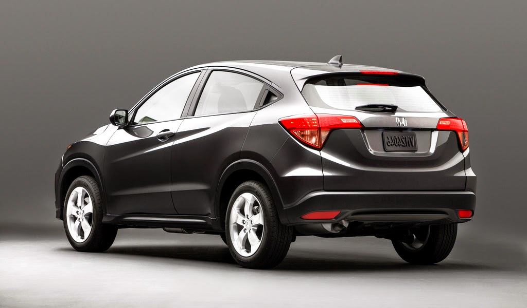 2015 Honda HR-V photo
