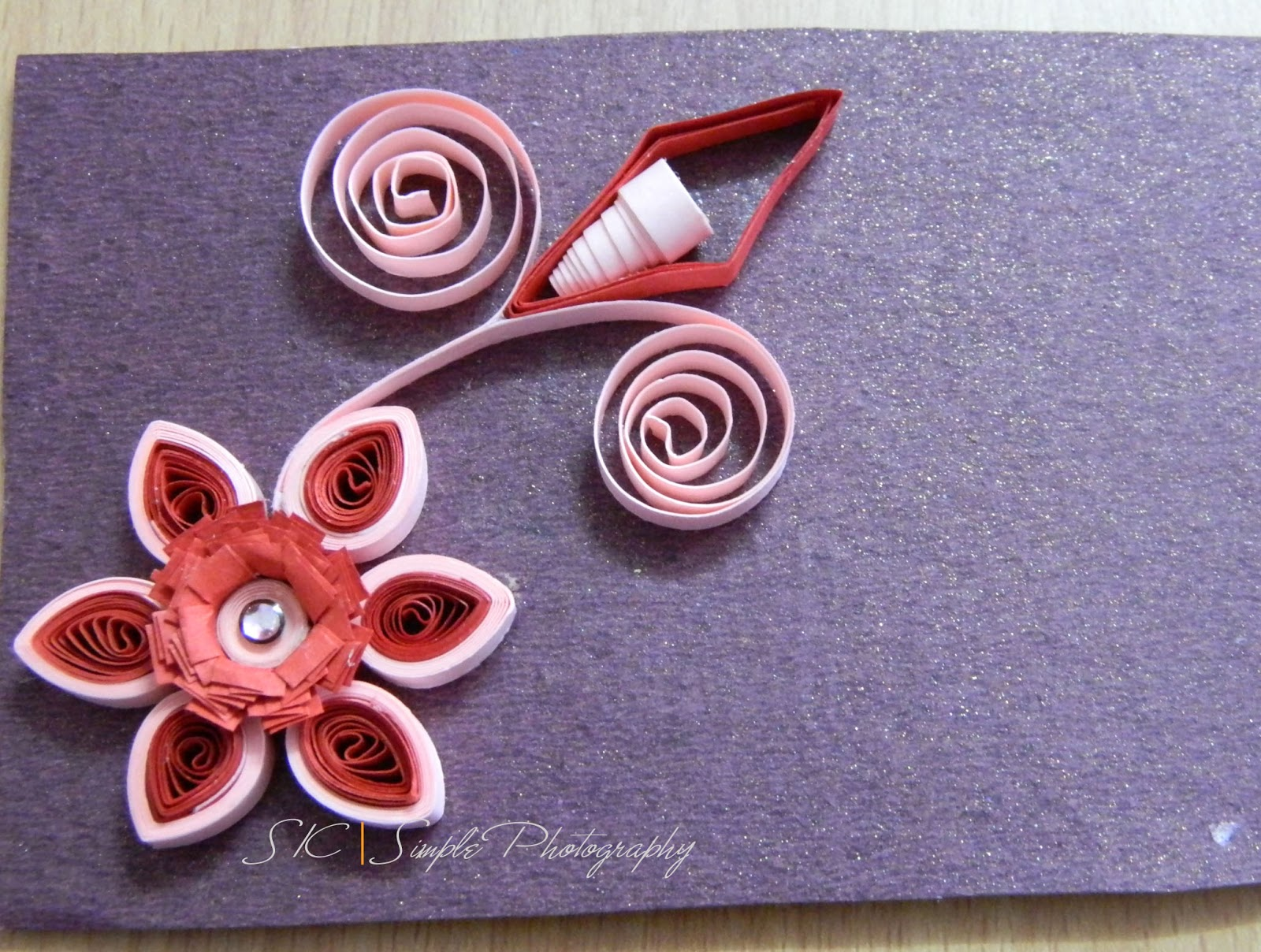 Green theme for paper quilling designs creative art for Paper quilling work