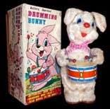 Drumming Bunny
