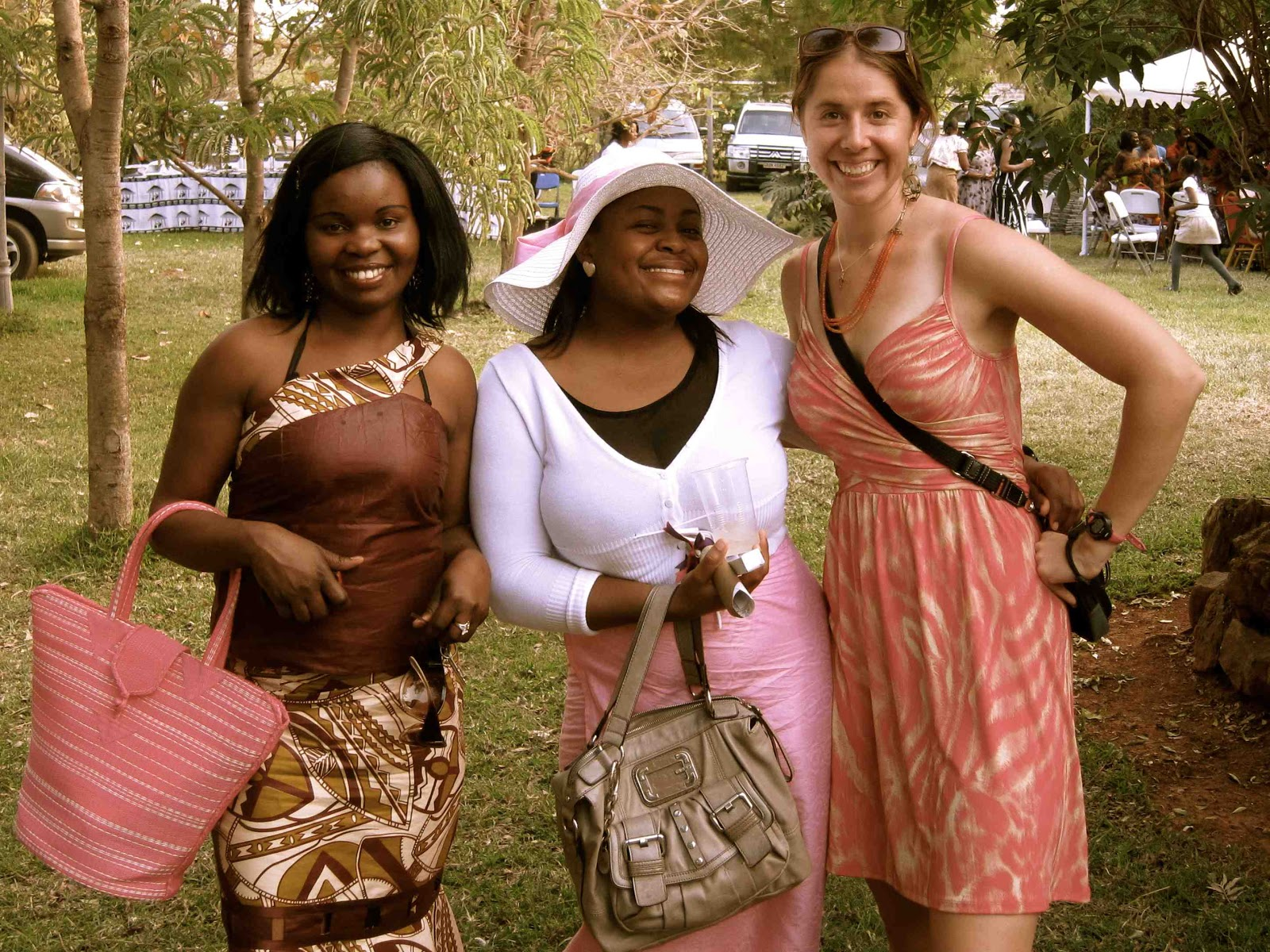 Kitchen parties a truly zambian tradition embarking to africa the happenings at a zambian bridal shower junglespirit Choice Image