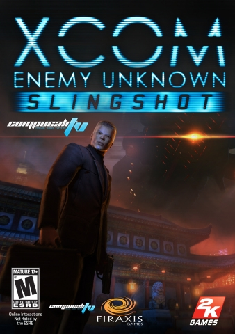 Expansión Slingshot Pack DLC XCOM Enemy Unknown Patch 3