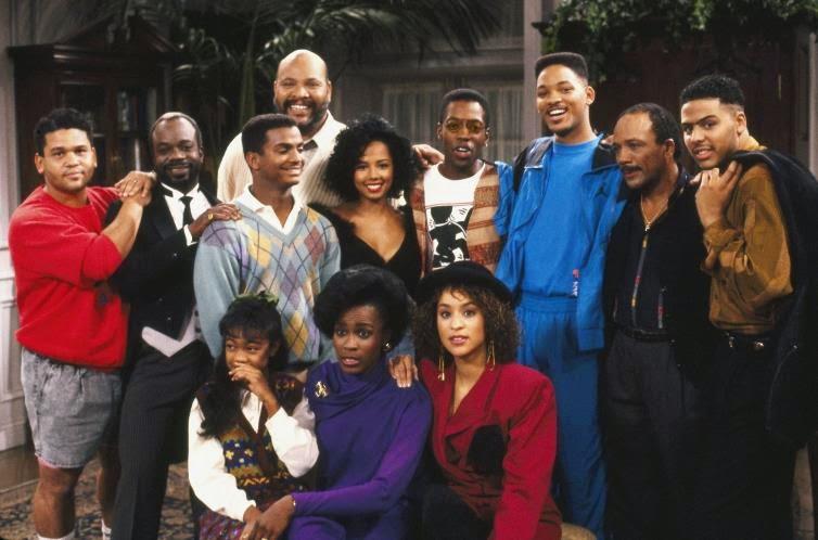 series de television de familias