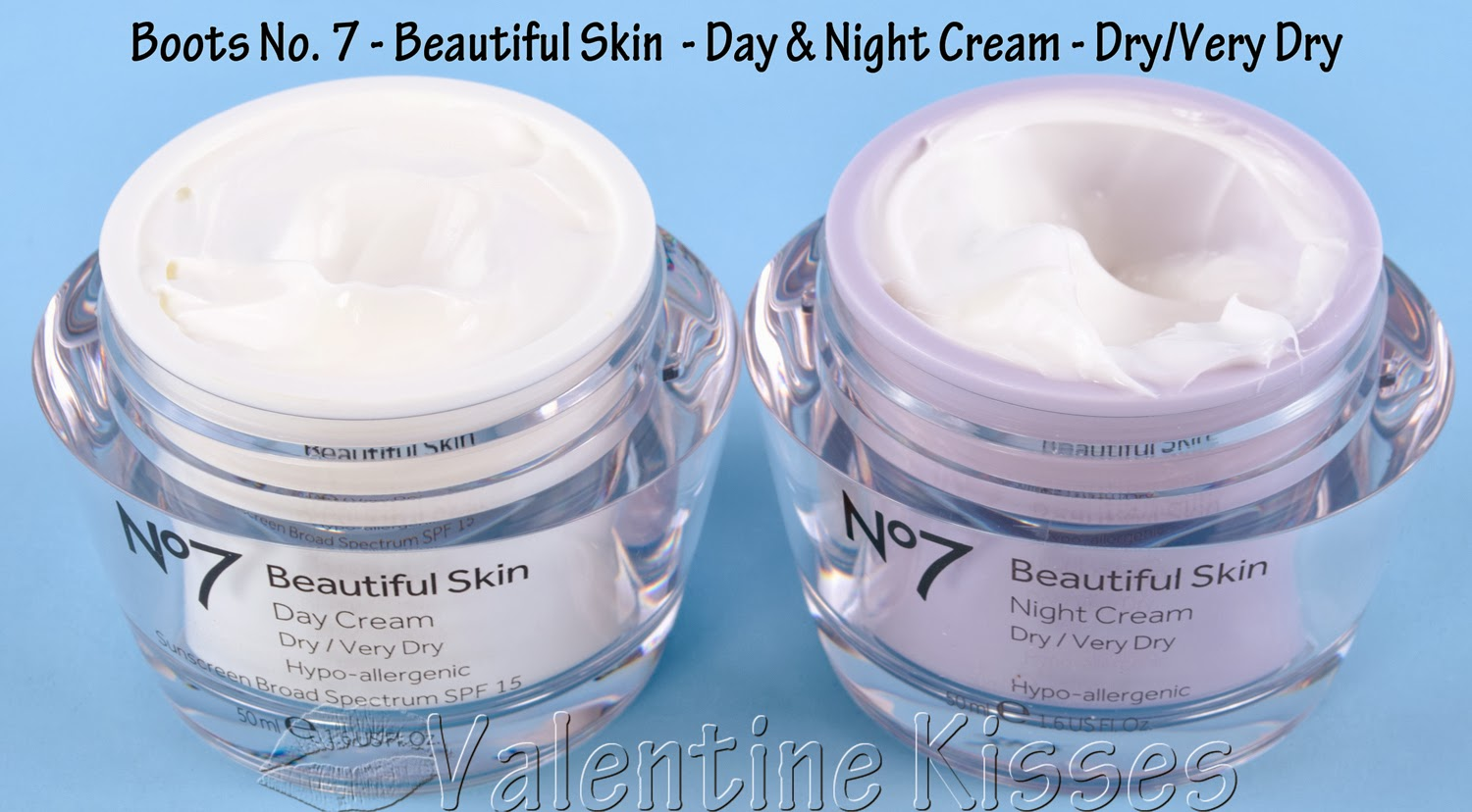 Valentine Kisses: Boots No. 7 Beautiful Skin Day & Night Cream ...