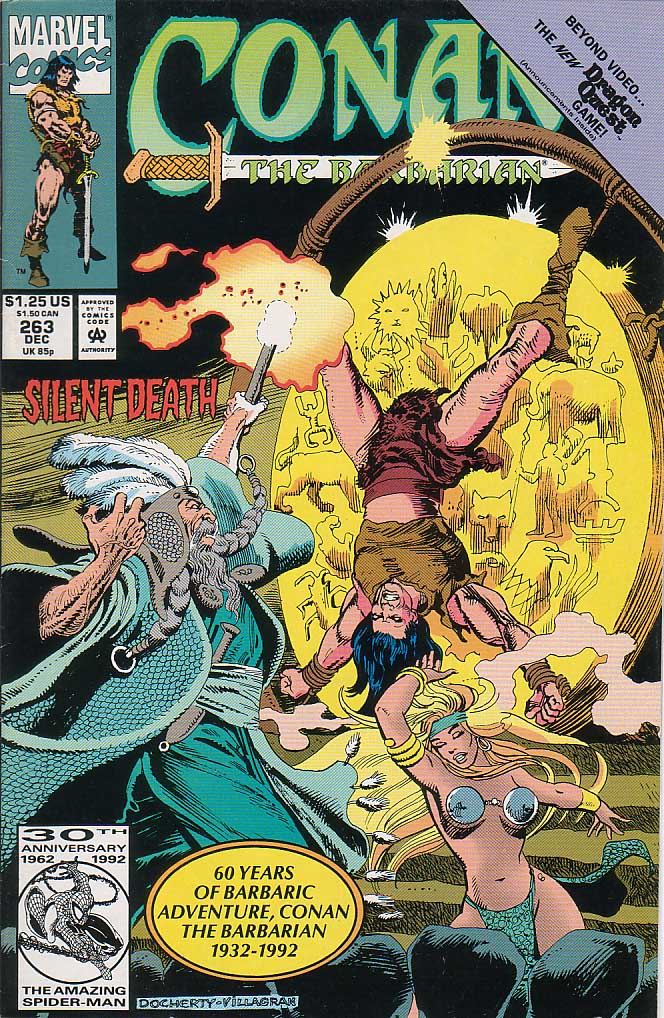 Conan the Barbarian (1970) Issue #263 #275 - English 1
