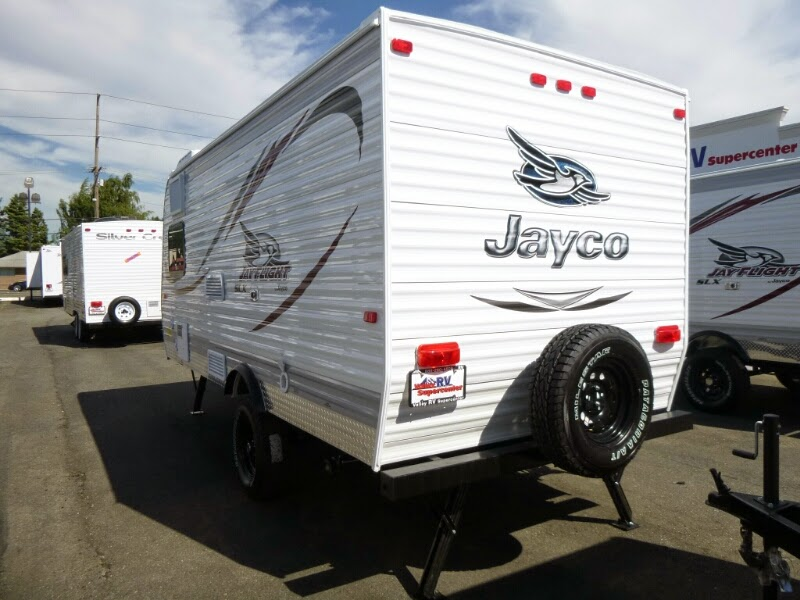 Brilliant 2017 Jayco Jay Flight SLX 145RB BAJA Travel Trailer Las Vegas NV RV