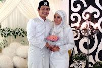 izzue+islam+kahwin+2+SSID Gambar Kahwin Izzue Islam (SSID) & Awin Nurin
