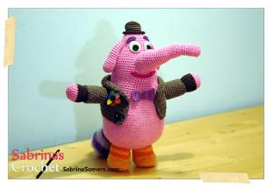 Free Tigger Amigurumi Pattern : Best free sea creature crochet patterns images