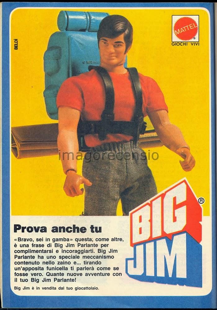 Elicottero Big Jim Anni 80 : Imago recensio quot zaino parlante di big jim mattel
