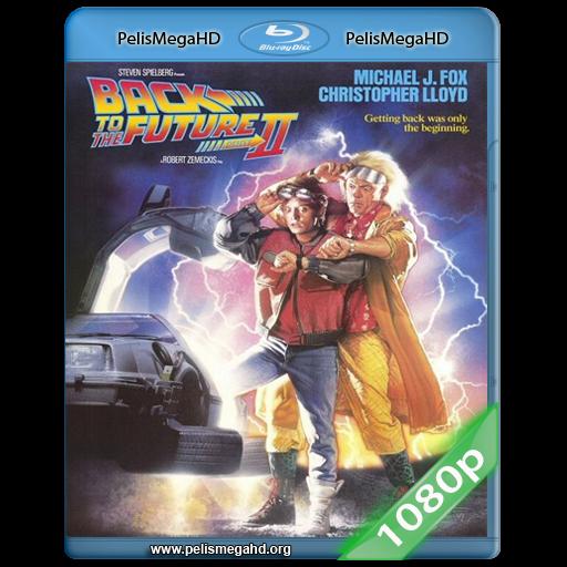 REGRESO AL FUTURO II (1989) FULL 1080P HD MKV ESPAÑOL LATINO
