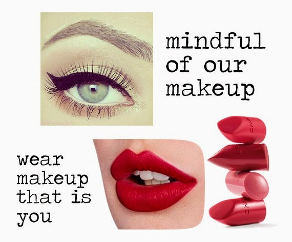 thoughtful makeup ideas